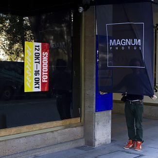 Beim Festival 2011 fanden drei Magnum-Workshops mit den Fotografen Christopher Anderson, Thomas Dworzak und Moises Saman statt. (Foto: Stefan Becker)