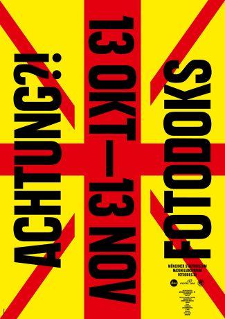 The Fotodoks poster 2012 (Design: Bureau Mirko Borsche)